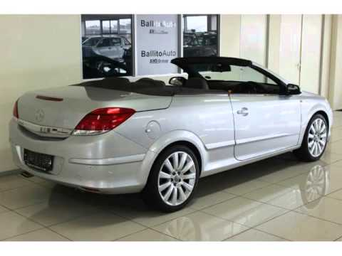 2007 Opel Astra 20t Convertible Auto For Sale On Auto Trader South