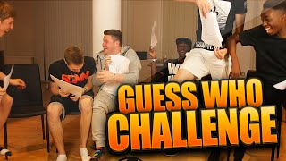 One of Behzinga's most viewed videos: THE GUESS WHO CHALLENGE!