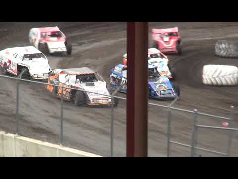 IMCA Modified Heat 1 Benton County Speedway 7/21/19