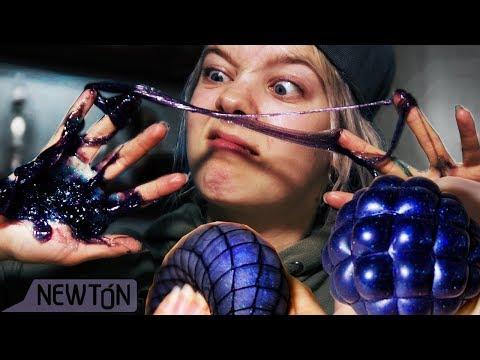 Lag ein galaksestressball | Oppskrift