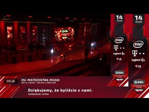 Finały ESL Mistrzostw Polski 14. Sezonu - CS:GO