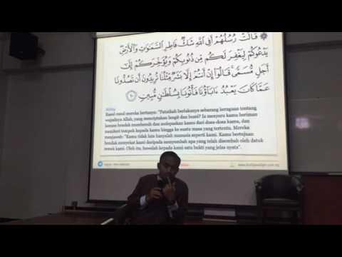 Ibrah Surah Ibrahim (Bahagian 12)