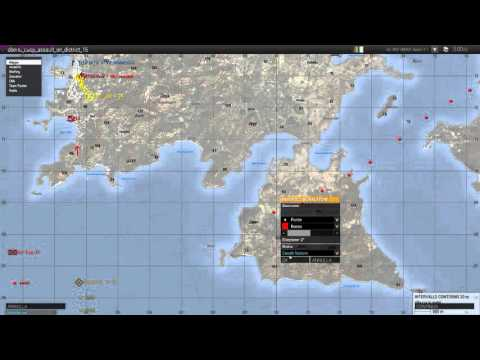 Arma 3 briefing della mix Assault on district 15 by Tracksel