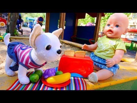 Giochi e video per bambini. Bambola Nenuco. Le nuove ricette di Mamma