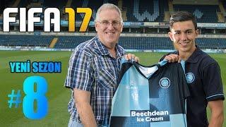 FIFA 17 Yeni Kariyer #8: YENİ SEZON YENİ TRANSFERLER!
