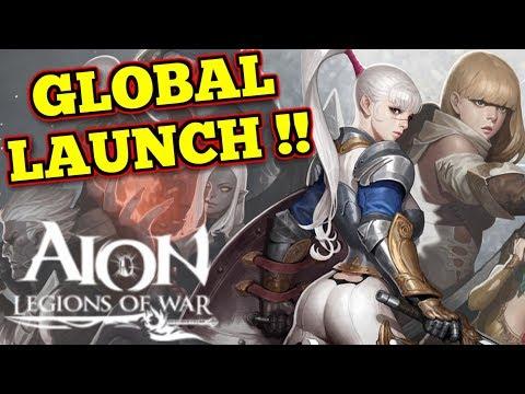 Aion: Legions Of War - First Impressions