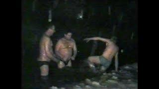 22 января 2002 года. Крещенские купания в проруби