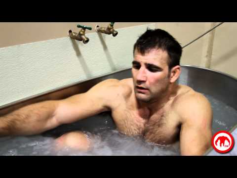 Ice Bath Escapades with Mike Pyle and Phil Baroni