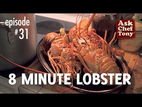 Easy Lobster, Stone Crab Recipes, 8 Minutes to Table, How ...