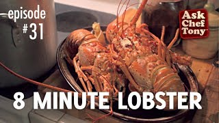 Easy Lobster, Stone Crab Recipes, 8 Minutes To Table, How To - Florida  Pt 2