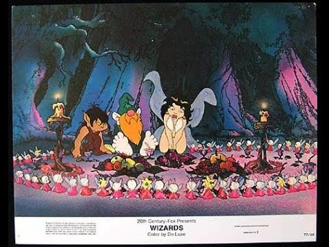 Wizards - Ralph Bakshi: The Wizard of Animation Featurette