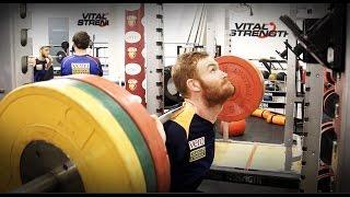 Gym Training Tips From Brisbane Lions Afl Team