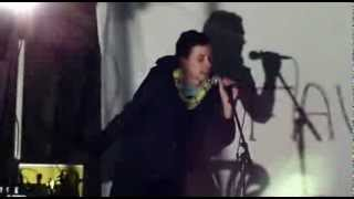 Talkshow Boy - Ice Police (live)
