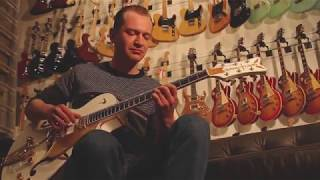 Gretsch White Falcon | видео демо Loud Lemon | Couch Sessions | Episode 1