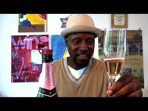 Wine Review: Chandon Rose