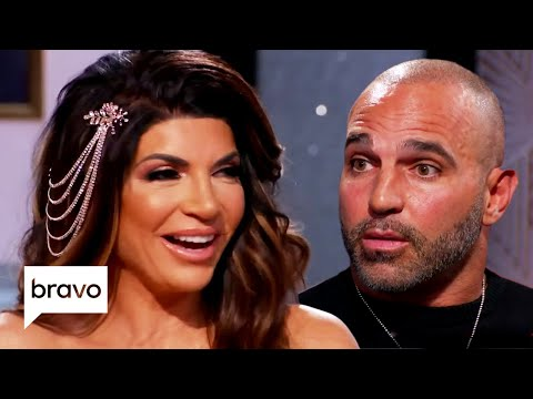 Teresa Refuses Joe Giudice, Joe Gorga Thinks He's Cheating | RHONJ Reunion Highlights (S10 Ep19)
