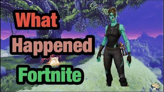 What Happened To Fortnite