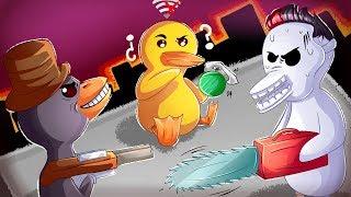 AMISTADES PELIGROSAS :'u - Duck Game | DeiGamer