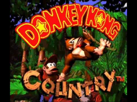 Donkey Kong Country - Jungle Groove