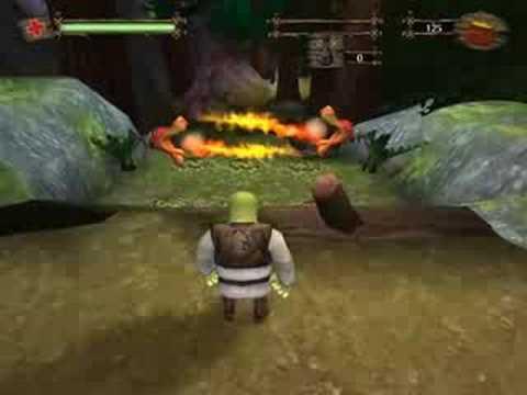 Shrek 2: The Game / Шрек 2 - торрент, скачать бесплатно полную