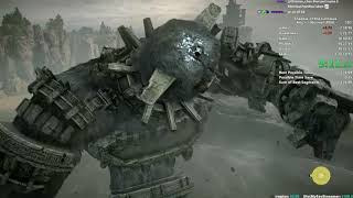 Shadow of the Colossus Speedrun in 1:26:31 (PS4/WR)