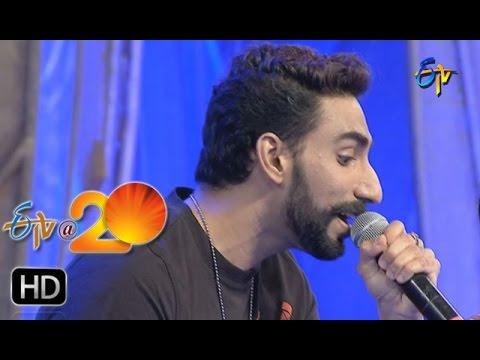 Karunya,Mallikarjun Performance - Ghallu Ghallu Mani Song in Anantapur ETV@20 Celebrations