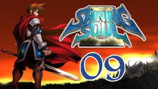 Let's Play Shining Soul II |09| To The Desert