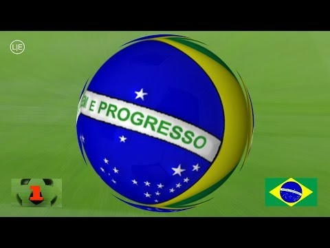 COUNTDOWN Timer - Ball Of Flags (v 72) TIMER - FIFA  WORLD CUP 2014 Soccer