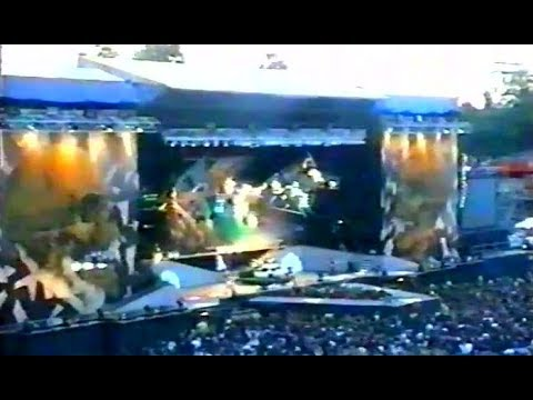 Metallica - Basel 20.06.1993 (audience shot)