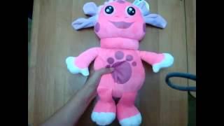 Видеообзор детских игрушек Лунтик###