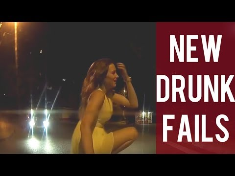 Drunk people fails 2017!    NEW Funny Compilation!
