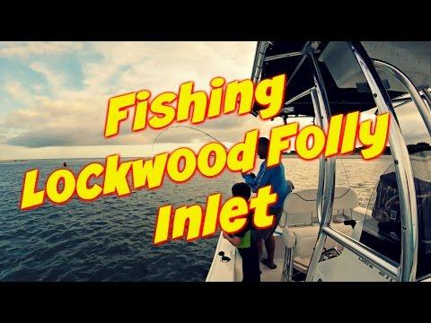 Fishing Lockwood Folly Inlet
