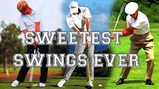Top 20 Sweetest Swings in Slow Motion Part 2