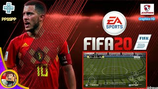 FIFA20 PPSSPP DOWNLOAD
