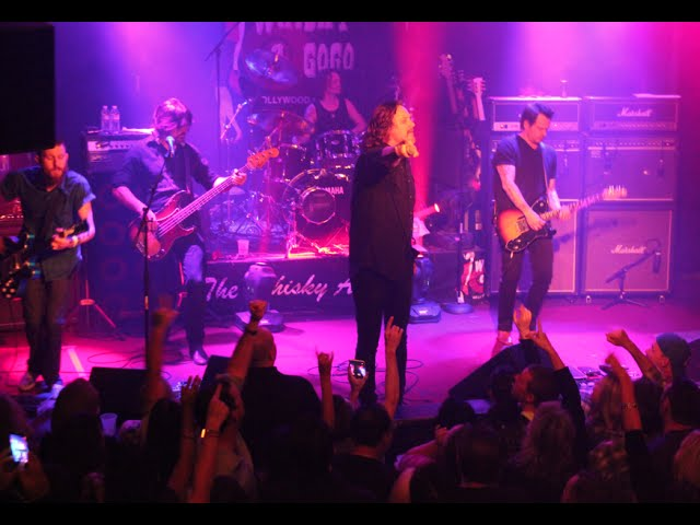Candlebox - Far Behind - Live at the Whisky a go go