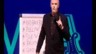 Greg Davies - Nicknames - Royal Variety Performance 2011