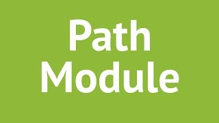 Path Module in Node.js