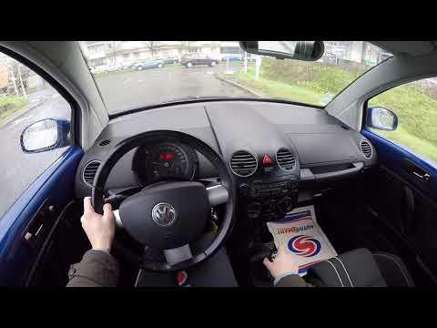 Volkswagen New Beetle 1.6i (2009) - POV Drive