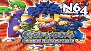 Goemon's Great Adventure - Nintendo 64 Review - Ultra HDMI - HD