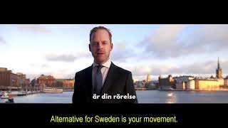 Alternative For Sweden - 2018 - NEW VIDEO