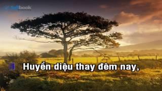 [Karaoke TVCHH] 321- HUYỀN DIỆU ĐÊM THÁNH - Salibook