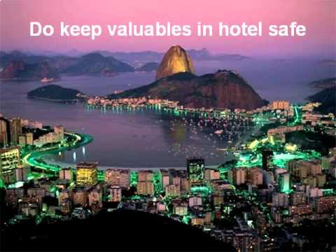 Brazil Travel Guide - Dos and Donts Travel Video