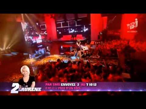 Star Academy - Laurène - Divine Idylle - (live)