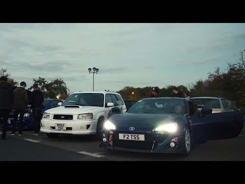 🚗 Shutter Gang Milton Keynes - Birthday Car Meet Madness 🚗