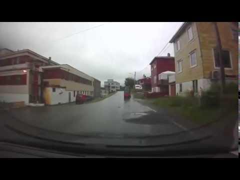Gryllefjord - Finnsnes - part 1 of 2