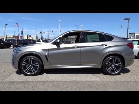 2017 Bmw X6 M Monterey Watsonville Gilroy Salinas San
