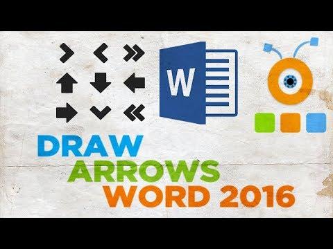 How to make an arrow on keyboard