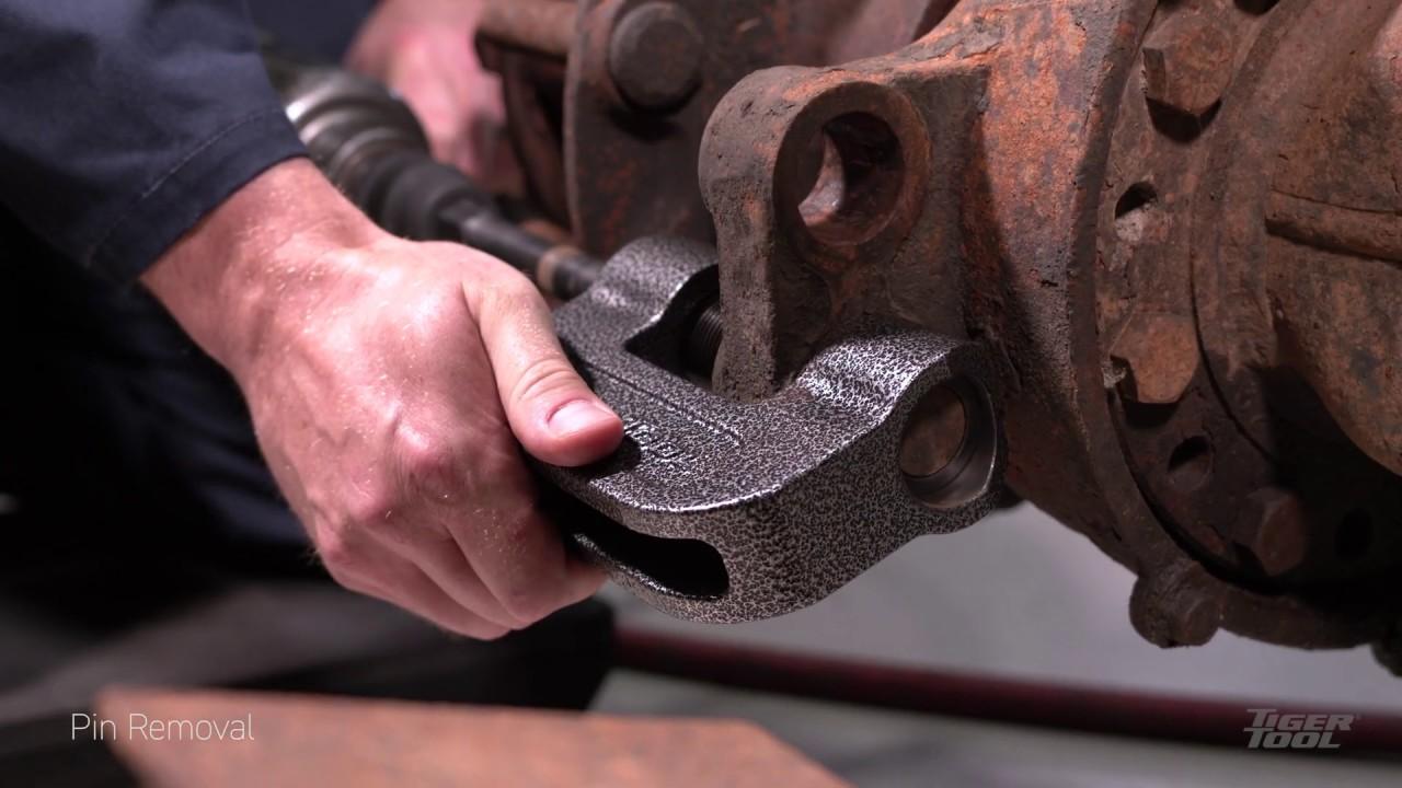 Tiger Tool Brake Anchor Pin Press 16002
