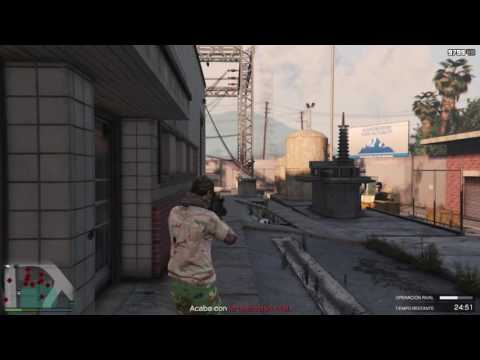 COMPAÑIA HIDROELECTRICA DE RANCHO SUMINISTROS  GTA 5 ONLINE TRAFICO DE ARMAS GUNRUNNING DLC UPDATE