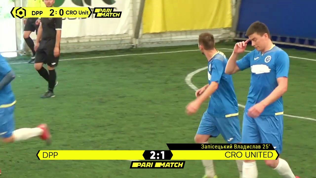 Огляд матчу | DPP 2 : 7 CRO United